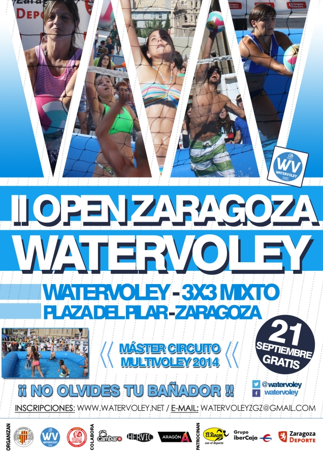 II Open Master Watervoley ZGZ (21/09/2014)